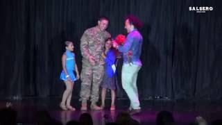 Gabriela Cruz, Children Teens Salsa Congress 2016, Academia Julie Malloral. Llevandote todo lo relacionado a la SALSA. Baile, cultura, competencias, historia...