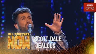 Scott Dale performs 'Jealous' by Labrinth - All Together Now: Episode 4 - BBC One