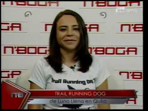 Trail Running Dog de Luna Llena en Quito