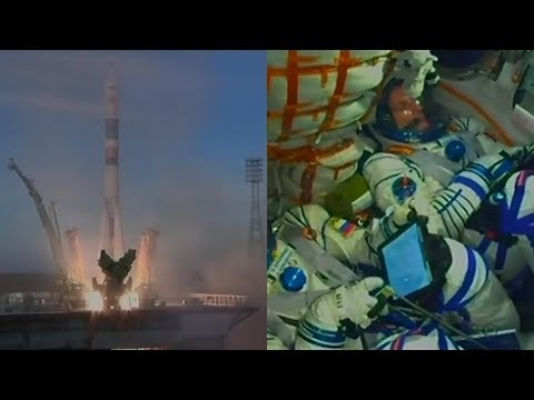 Soyuz MS-11 launch_Best spacecraft videos of the week
