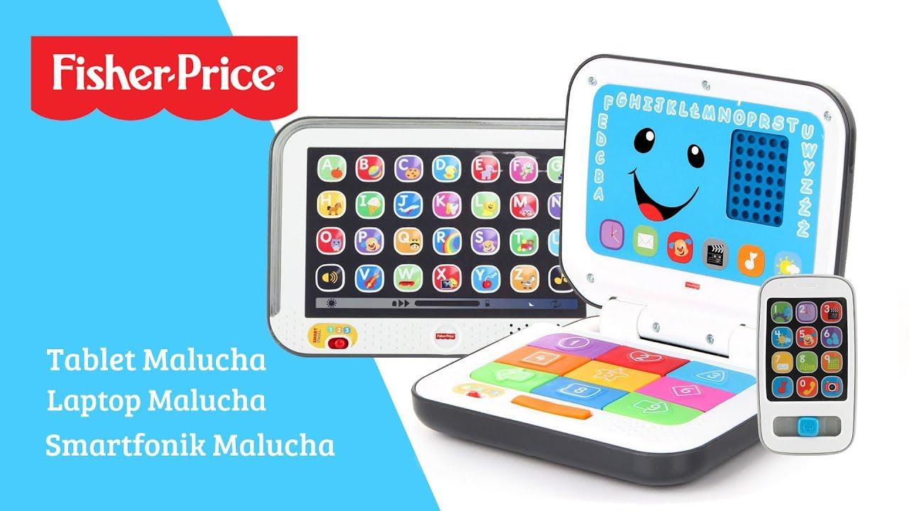 Tablety i Smartfony dla dzieci, Fisher-Price