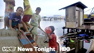 Jakarta Is The World's Fastest-Sinking City (HBO)