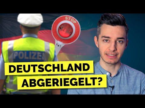 """Deutsche Grenzen """"geschlossen"""": Ist das legal?"""