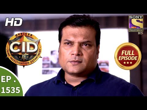 CID - Ep 1535 - Full Episode - 21st  July, 2018