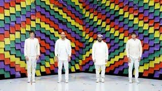 相変わらず圧巻の映像美!567台のプリンターから出力されるペーパー・プロジェクション・マッピング/OK Go「OBSESSION FOR SMOOTHNESS」PV