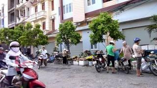 Haiphong Vietnam  city photo : Vietnam - Hai Phong - walk to get Breakfast