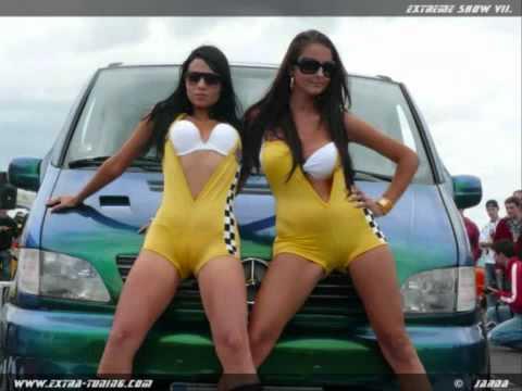 carros y chicas tuning cartel de santa rapido y furioso 3