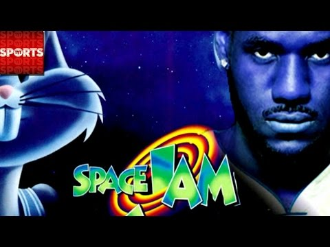 CONFIRMED: Lebron James Will Star In Space Jam 2!
