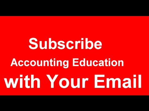 How to Subscribe Accounting Education via Email