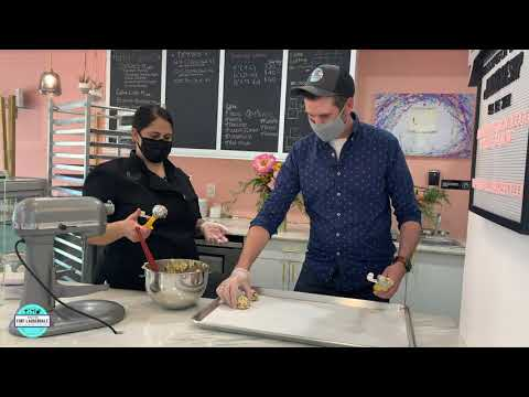 Episode 2 - In the Kitchen with GFLFW and LoveLee Bakeshop