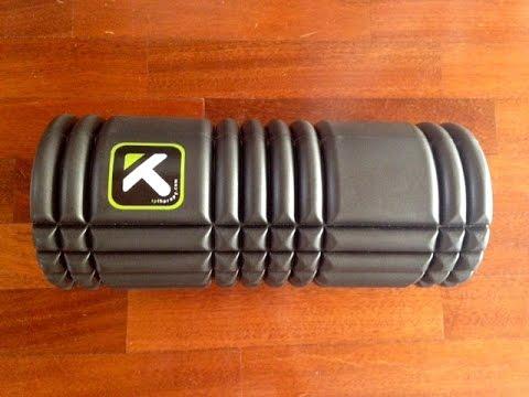 Rullo The Grid per massaggi ed esercizi.