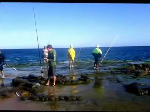 Rock Fishing - EXTREME