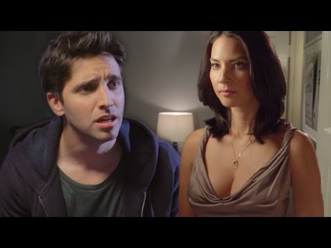 Ghost T*ts With Olivia Munn