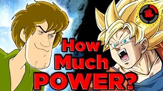 Video Film Theory: What is Ultra Shaggy's TRUE Power Level? (Scooby Doo x Dragon Ball Z meme) MP3, 3GP, MP4, WEBM, AVI, FLV Juni 2019