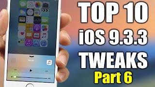 TOP 10 iOS 9.3.3 Jailbreak Cydia Tweaks - Part 6, ios 9, ios, iphone, ios 9 ra mat