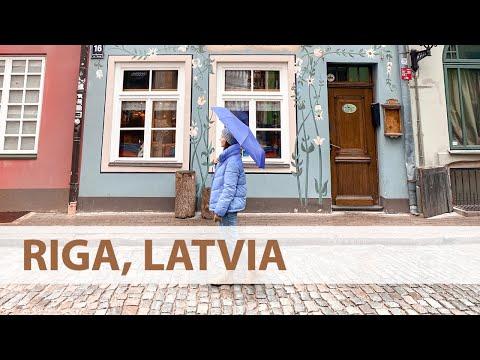 BALTIC ROADTRIP: Riga, Latvia