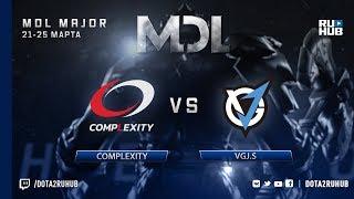 compLexity vs VGJ.S, MDL NA, game 1 [Mortalles]