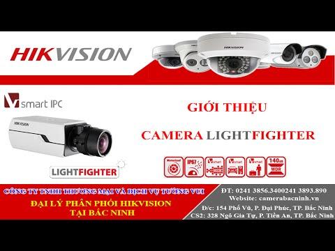 Camera LightFighter Hikvision chống ngược sáng cực mạnh