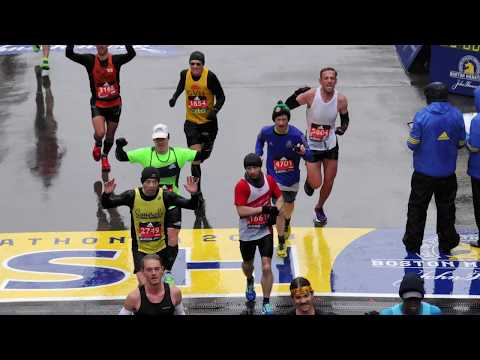 122nd Boston Marathon 2018