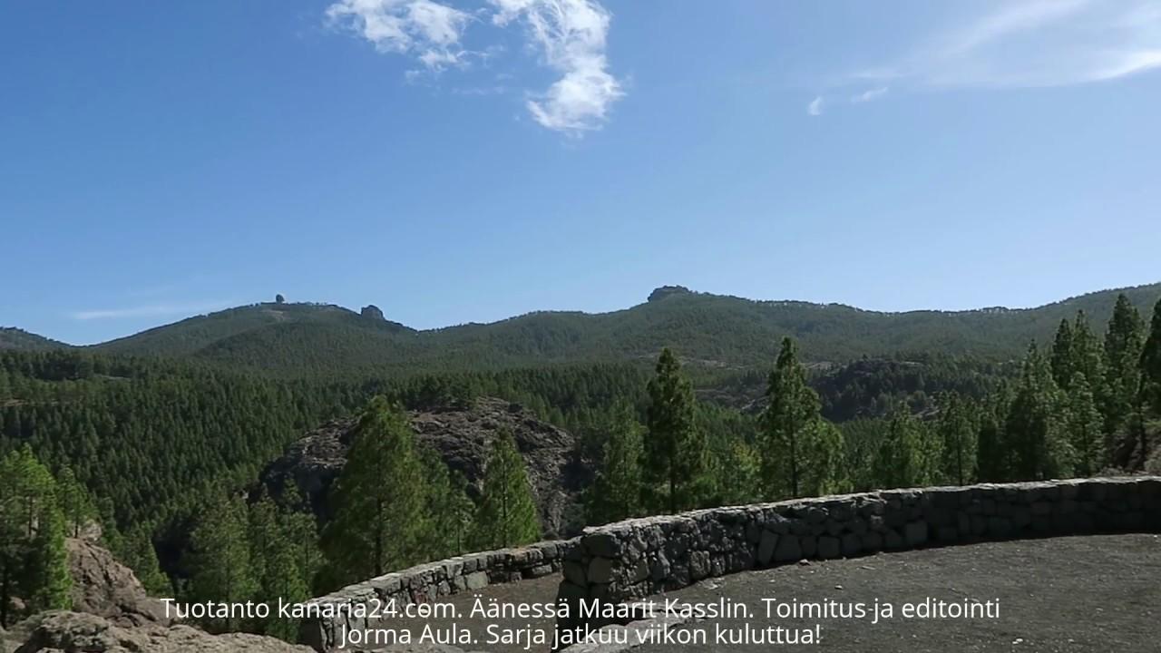 Videomatkat - Matka Kanarian syd&auml;meen:<br /> Mist&auml; vuoristokyliin vett&auml;?