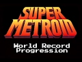 World Record Progression Super Metroid