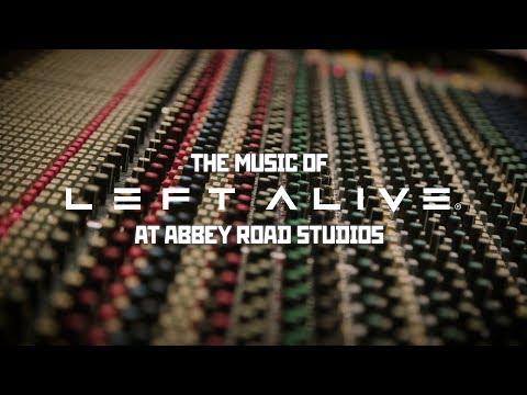 La musique de Left Alive aux studios Abbey Road de Left Alive