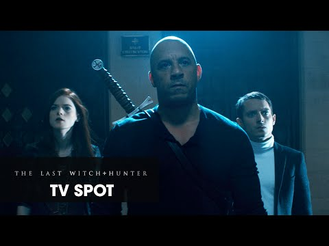The Last Witch Hunter (TV Spot 'War of Worlds')