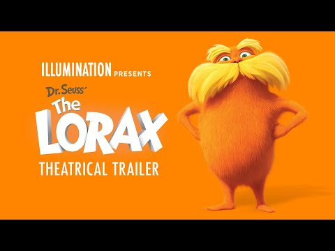 Dr. Seuss' The Lorax - Theatrical Trailer
