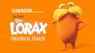 Nonton Dr  Seuss  The Lorax   Theatrical Trailer Film Subtitle Indonesia Streaming Movie Download