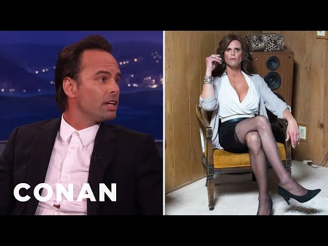 "Walton Goggins On Playing A Transwoman On ""Sons Of Anarchy""  - CONAN on TBS"