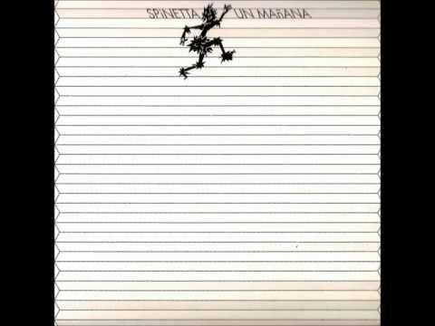 SPINETTA - UN MAÑANA - ALBUM COMPLETO
