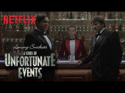A Series of Unfortunate Events Season 2 | Exclusive VFD Clip | Netflix