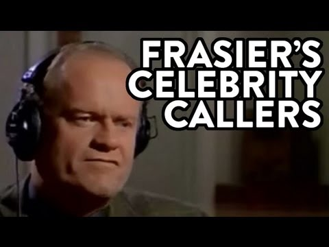 Every Caller on the Show Fraiser was a Celebrity