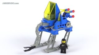 Video LEGO Classic Space Walking Astro Grappler from 1985! set 6882 MP3, 3GP, MP4, WEBM, AVI, FLV Oktober 2018