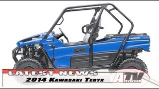 5. ATV Television Latest News - 2014 Kawasaki Teryx