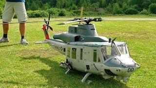 Video XXXL HUGE RC BELL UH-1Y HUEY TURBINE SCALE MODEL HELICOPTER FLIGHT DEMONSTRATION MP3, 3GP, MP4, WEBM, AVI, FLV Agustus 2018