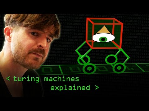 Turing Machines Explained - Computerphile