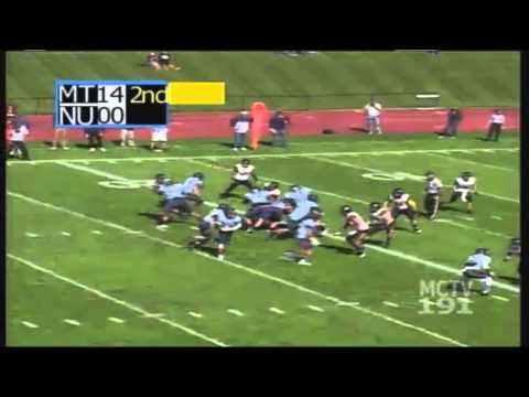 Northwood/Michigan Tech 2014 Football Highlights