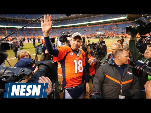 Video: Super Bowl 50 Could Be Peyton Manning's Last Rodeo