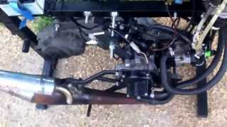 7. Aprilia SR50 Ditech Motortest