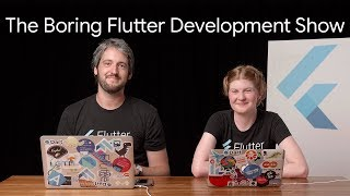 Adding Animations to Your App (The Boring Flutter Development Show, Ep. 5)