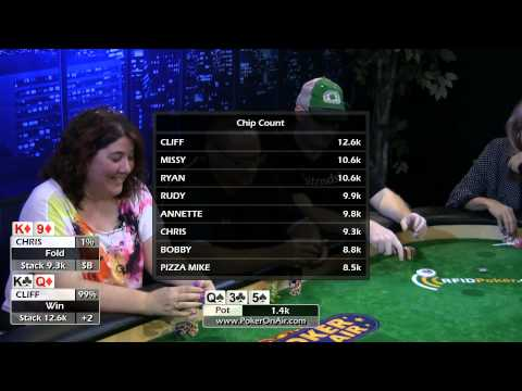 S5G2P1 CTB Chase The Bracelet Game Show   Poker On Air LIVE