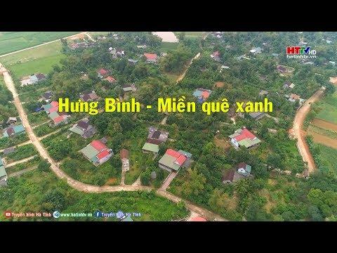 Đến với những làng quê kiểu mẫu: Hưng Bình - Miền quê xanh