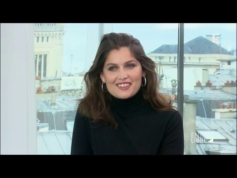 Interview et portrait de Laetitia Casta