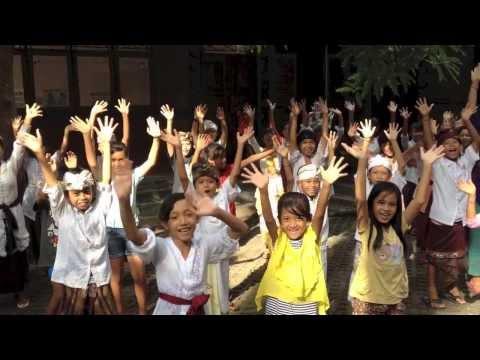Das Bali Mandala hat das Schul- und Dorfprojekt Saraswati Mandala ins Leben gerufen