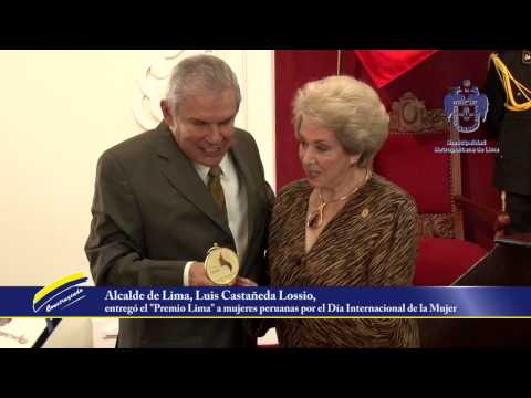 Premio LIMA destaca a mujeres peruanas