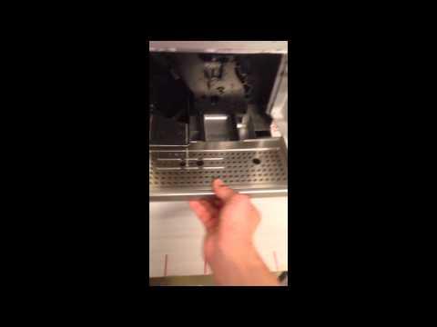 Cleaning Gaggia Titanium