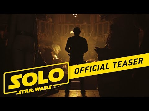 The Official Trailer for Solo A Star Wars