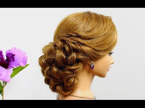 Прически из длинных волос для женщин фото