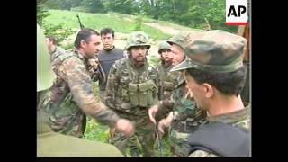 KOSOVO: KLA CLAIM TO HAVE KILLED A RUSSIAN CAPTAIN